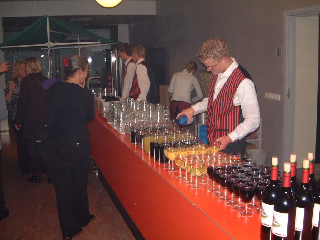 Drank buffet