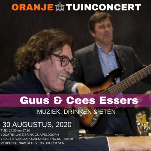 Guus en Cees Essers